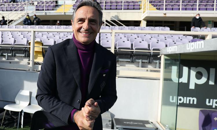 Fiorentina, Prandelli: 'Questa squadra è molto fragile a livello mentale, dobbiamo lavorare su questo'