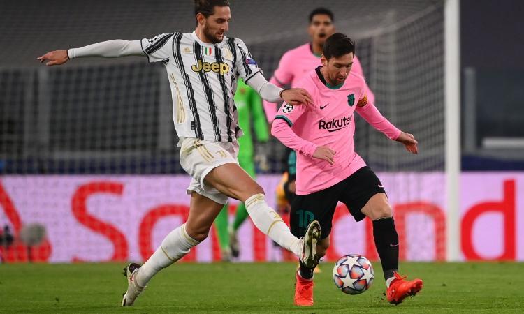 Rabiot, un suo ex allenatore: 'E' il centrocampista più forte della Juve'