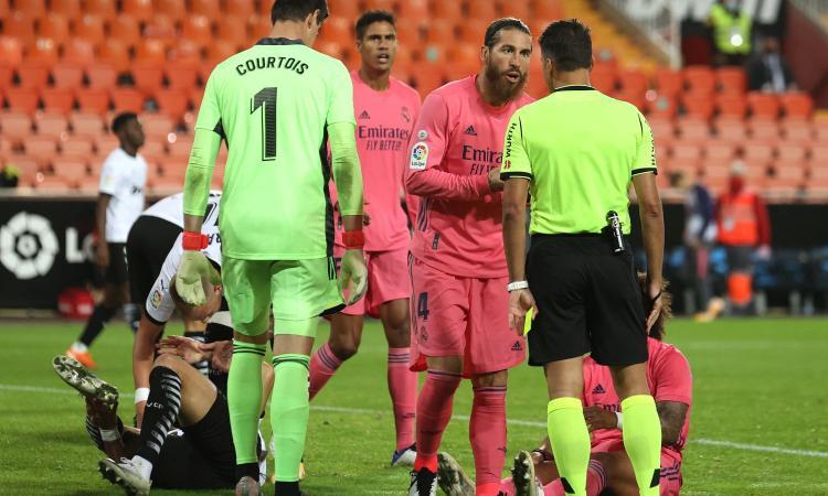 Liga: Real Sociedad e Villarreal in testa. Disastro Real Madrid, 3 rigori contro e ko 4-1 col Valencia VIDEO