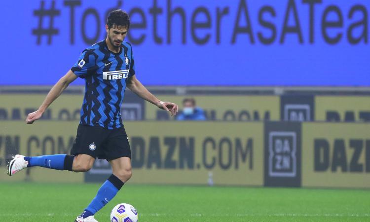 Lazio: idea Ranocchia per la difesa