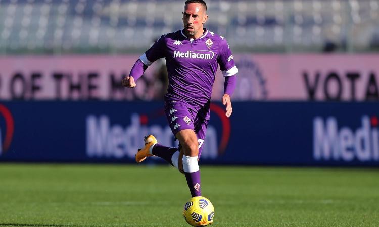 Ribery incontra Commisso, ecco l'offerta della Fiorentina: le alternative