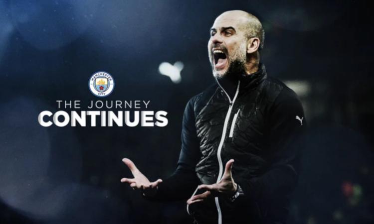 Guardiola, UFFICIALE: altri due anni al Manchester City