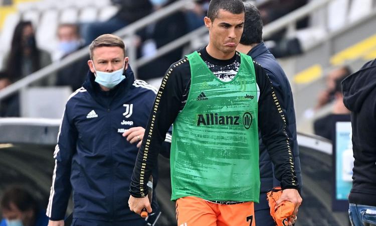 Juve, Ronaldo: 'Polemiche per il test Covid? Cristiano è tornato, questo l'importante. Mai avuto sintomi'