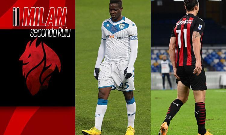 Ora non ci sono più dubbi: il Milan è da scudetto. Ibra ko, perché non Balotelli?