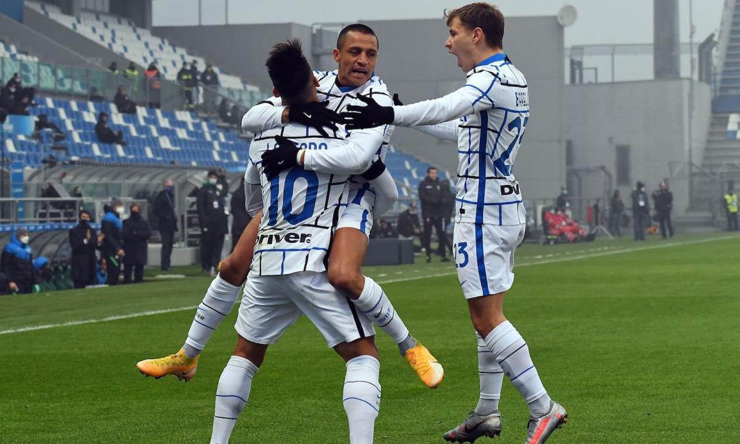 L'Inter torna all''antico' e alla vittoria