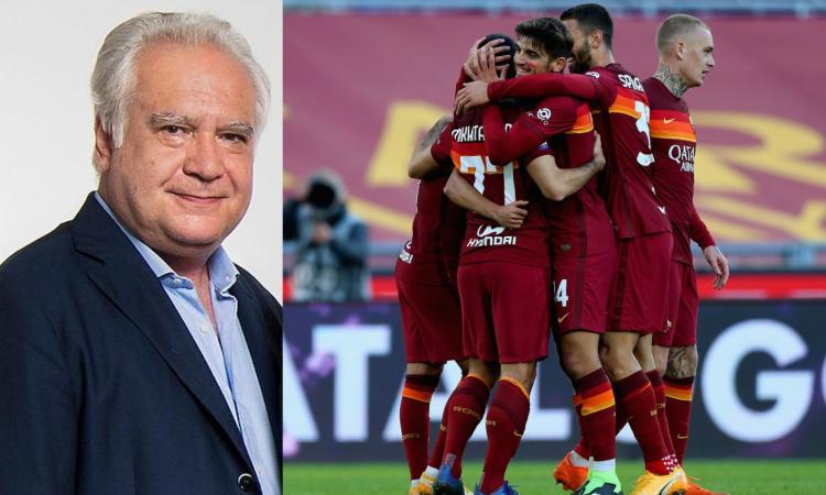 Un cappuccino con Sconcerti: la Roma gioca il calcio migliore, arriverà in fondo