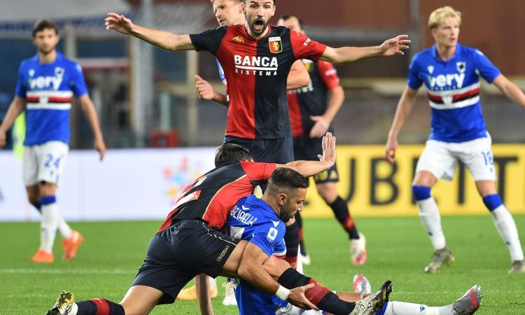 Genoa, le pagelle di CM: Zappacosta Eurostar, Masiello è un baluardo