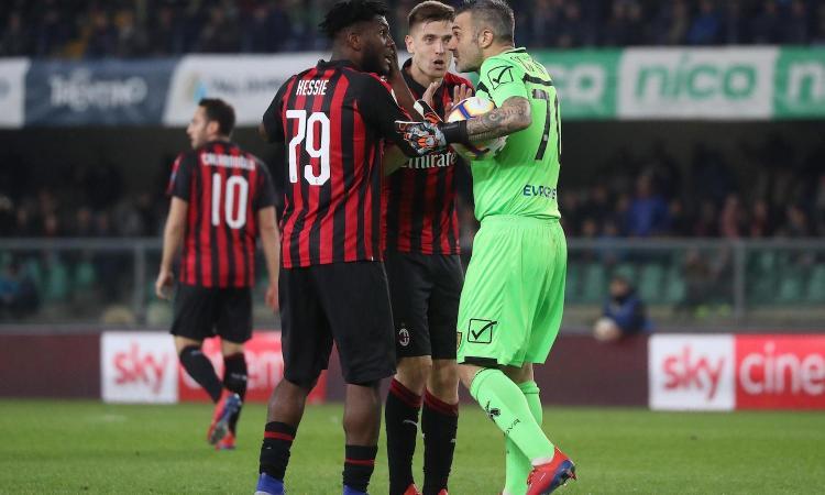 Rigoristi Milan, Sorrentino a CM: 'Il solo a pararlo a Kessie, non ti dà punti di riferimento. Ma Ibra non si discute'