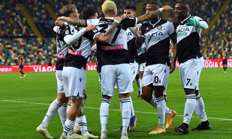 Serie A: 2-0 al Verona, il Sassuolo vola. 2-1 Bologna alla Samp, Fiorentina ko. Udinese ok col brivido
