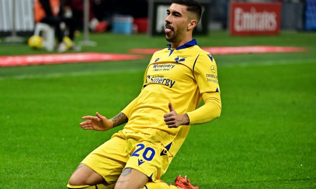 Mattia Zaccagni, figlio di un calcio moderno