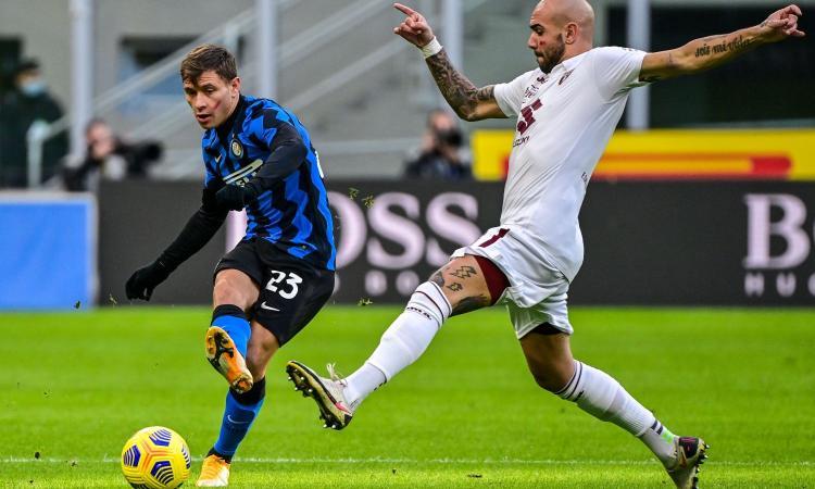 Torino, Zaza al 45': 'Gol un giusto premio, ora viene il difficile'