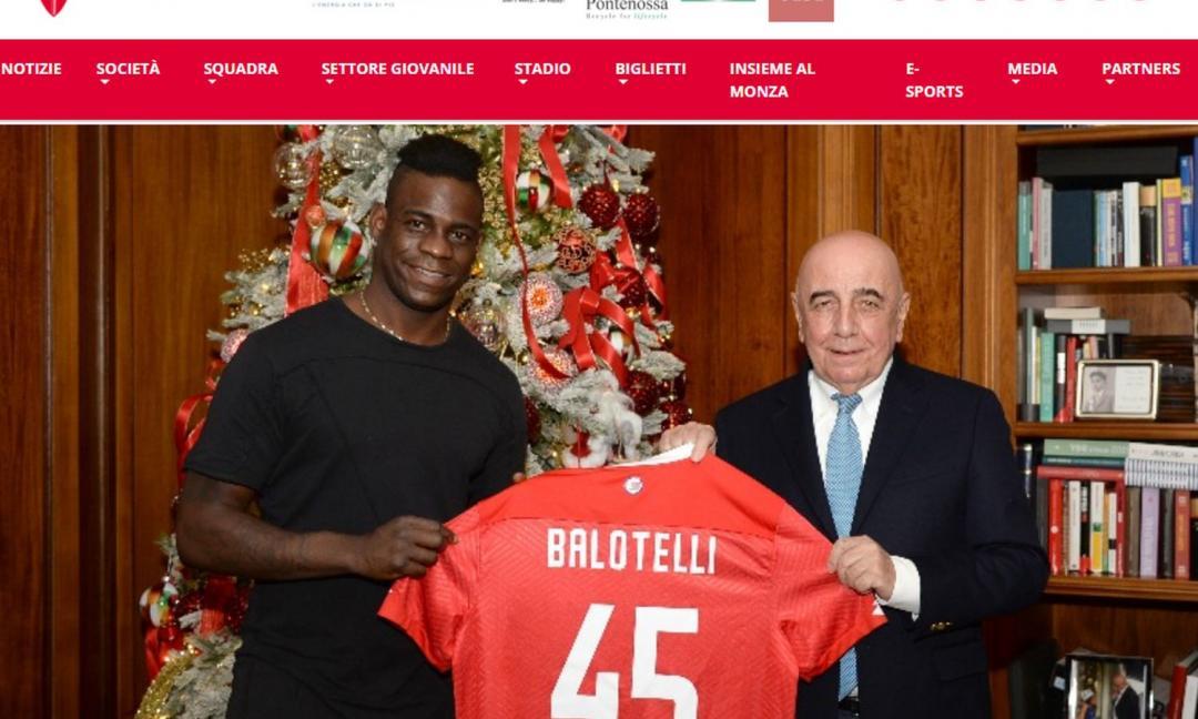 Balotelli al Monza: storia di una carriera gettata al vento!