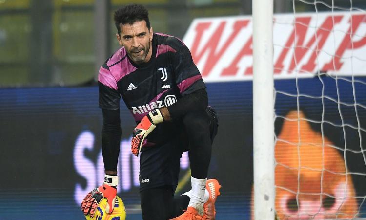 UFFICIALE: Buffon squalificato per la bestemmia in Parma-Juve, niente derby