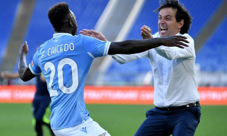 Caicedo, stamani altra lite con Inzaghi per Milan-Lazio: insiste per andare via