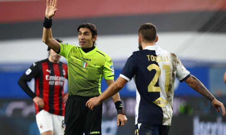 Chiesa a CM: 'Obiang e Adrien Silva da rosso. A Roma e Samp manca un rigore'