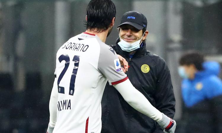 Inter, Conte: 'Lukaku? Sulla buona strada per diventare il migliore al mondo. Hakimi ha trovato l'allenatore giusto e su Eriksen...'