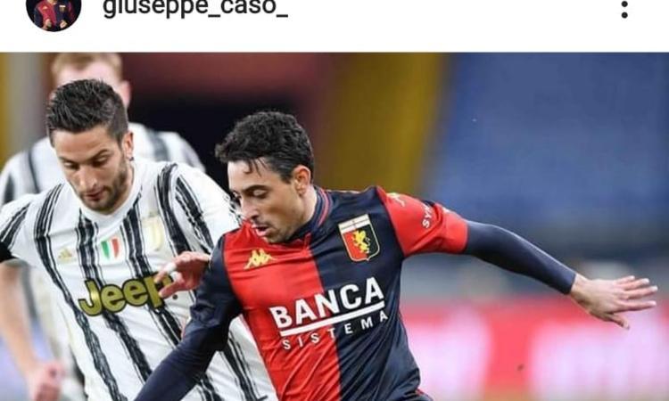 Genoa, incontro con l'Ascoli per Caso