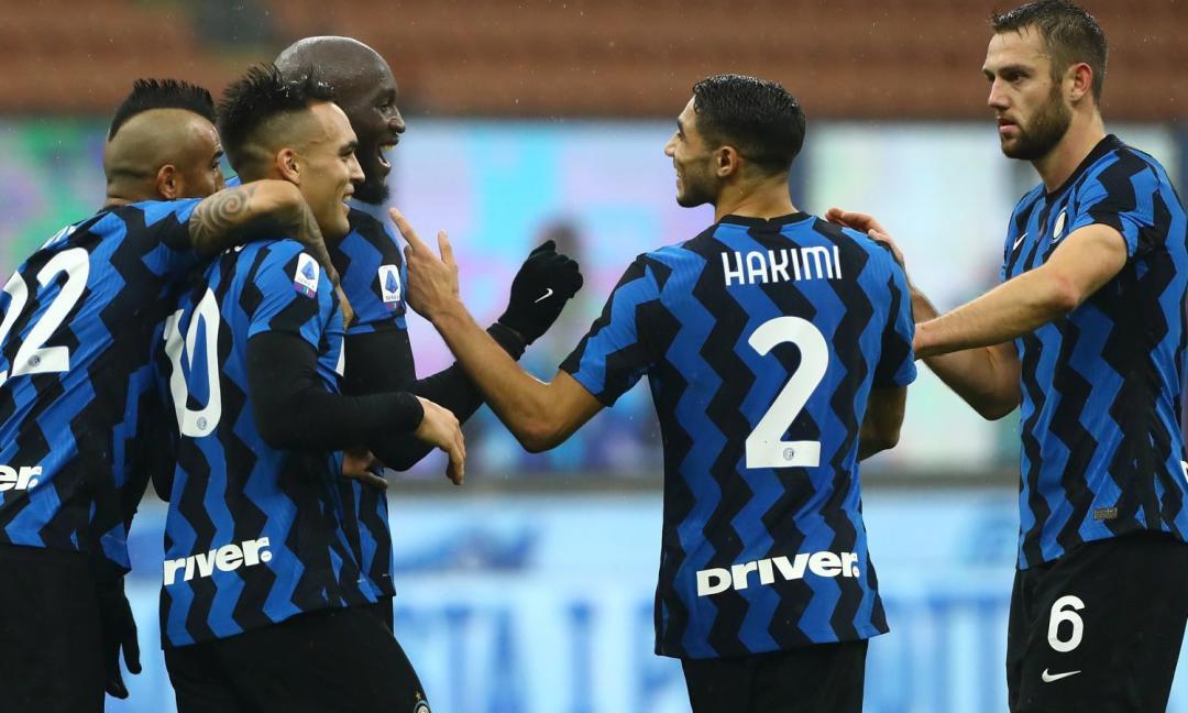 L'Inter a Verona per la settima vittoria consecutiva