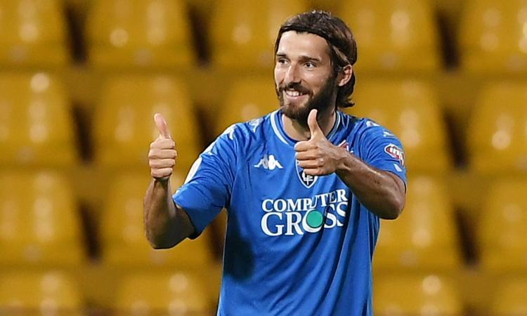 Empoli-Cosenza 4-0: il tabellino