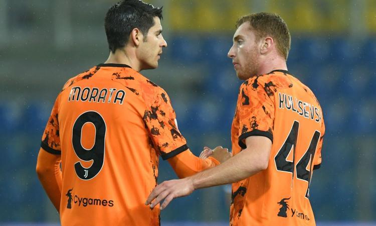 Atalanta-Juve, senza Ronaldo ci sarà spazio per i '4 moschettieri' tutti dal 1'?