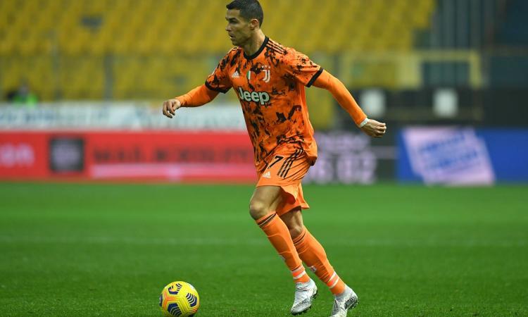Ronaldo è mezza Juve: non si sente l'assenza di Dybala