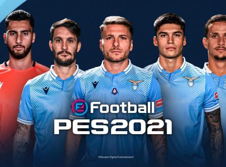 Lazio, UFFICIALE: accordo con Konami per PES. Lotito: 'Accrescerà ...