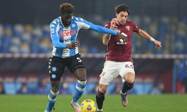 Bakayoko occasione di mercato: il Napoli non lo riscatta, il suo futuro può essere ancora in Serie A