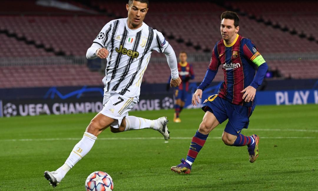 La formazione del secolo: Messi e CR7 sono indivisibili