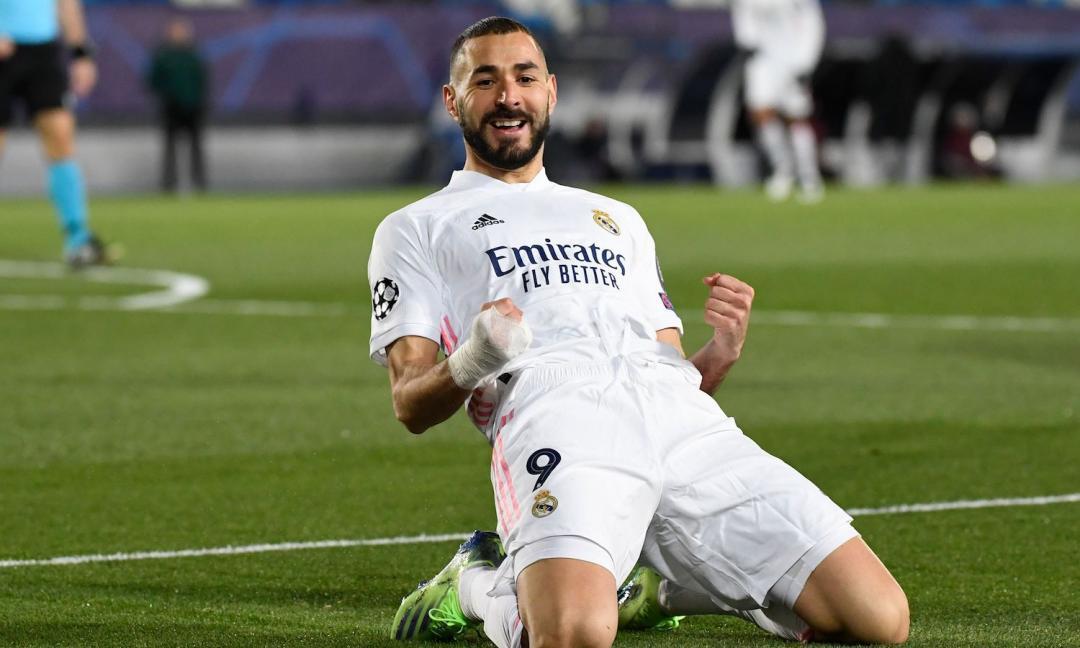 Karim Benzema, il nove e mezzo