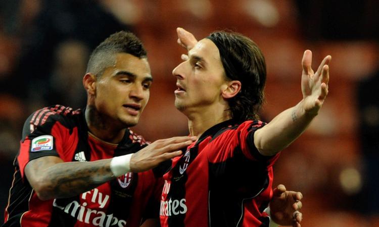 Boateng applaude il Milan: 'Ha Ibra e il miglior gioco d'Italia. Ora fa di nuovo paura, così può vincere lo scudetto'