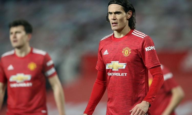 Manchester United: la decisione sul rinnovo di Cavani