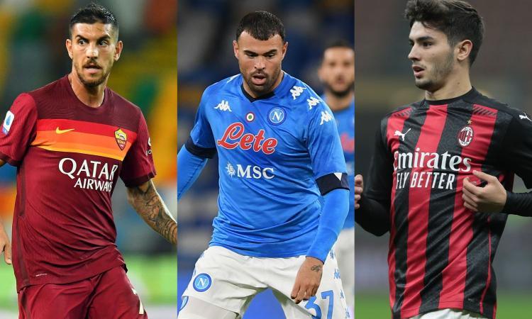 Serie A, oggi 6 partite: tocca a Roma, Napoli e Milan. Le probabili formazioni e dove vederle in tv