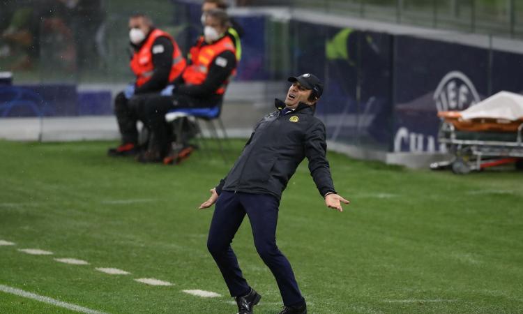 La pagella: Conte, partita da 4 e dopopartita da 0. I tifosi dell'Inter meritano spiegazioni