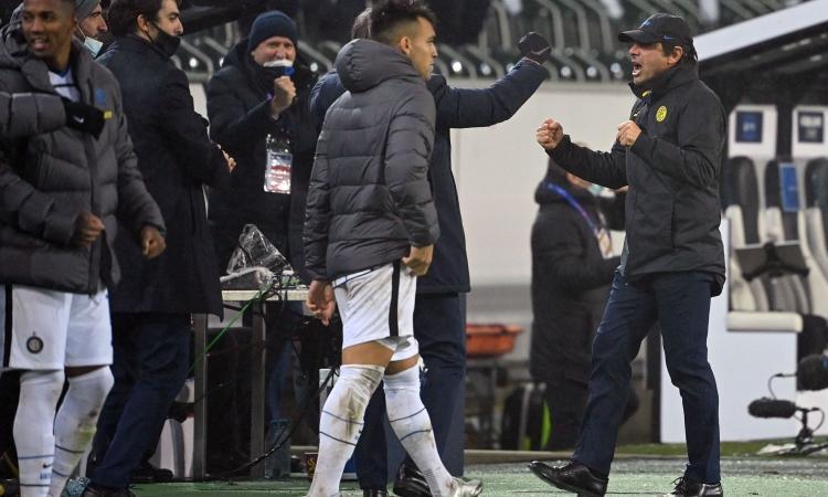 Conte: 'La mia Inter è unita, rendiamo orgogliosi i nostri tifosi. Brozovic? Un top quando gioca con garra'