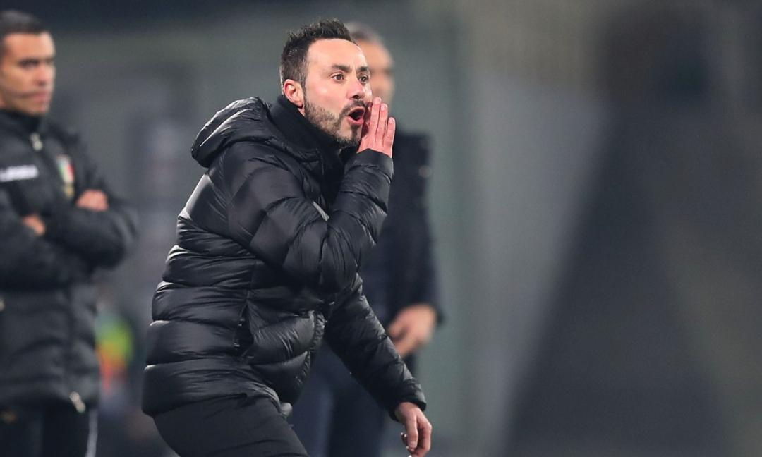De Zerbi-Fiorentina, amici contro... Sarà la volta buona?
