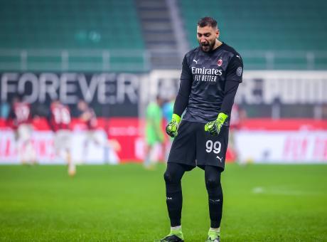 Milan Donnarumma Una Bestia Sui Rigori 2020 Da Urlo 2021 Da Rinnovo Primapagina Calciomercato Com