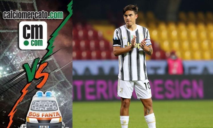 CM.com vs Sos Fanta, da Mertens a Dybala, da Vidal a Locatelli: la sfida si infiamma, diteci la vostra!