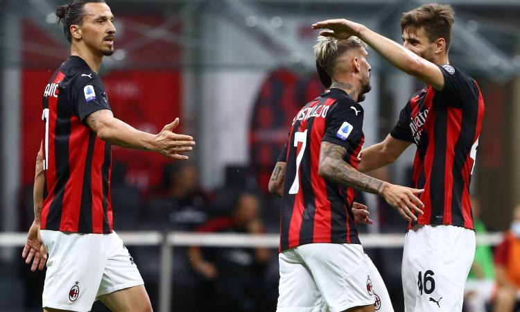 Milan, Gabbia: 'Giroud, Maignan e Ballo-Touré fantastici, sono speciali. Sanno già l'italiano...'