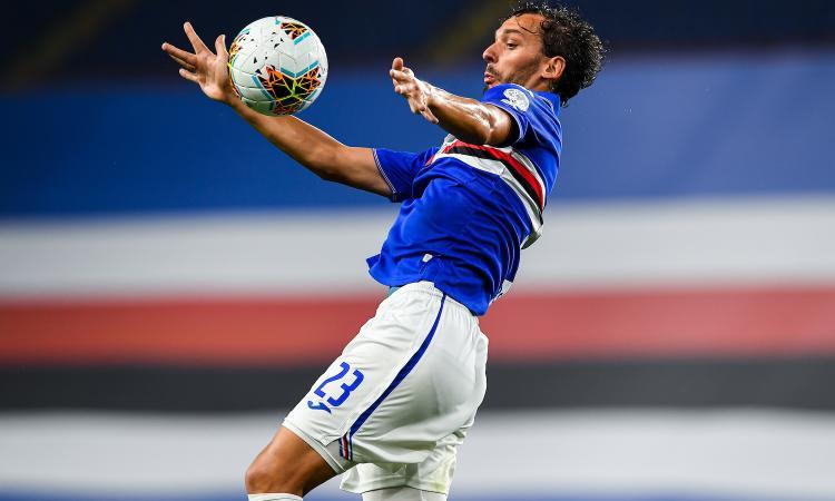 Sampdoria e Gabbiadini: l'idea è ridiscutere e spalmare l'ingaggio