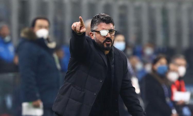 La pagella: caro Gattuso, non si può istituzionalizzare il 'vaffa'. Voto 5, come l'arbitro