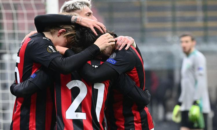 Europa League: Milan primo e Napoli avanti, tutte le combinazioni per i sedicesimi di finale