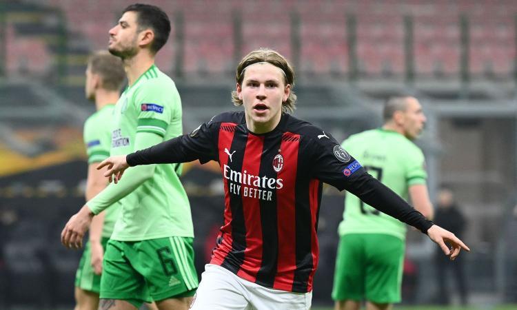 Milan-Celtic, le pagelle di CM: fenomeno Hauge, riecco il vero Calhanoglu. Male Krunic, bene Christie