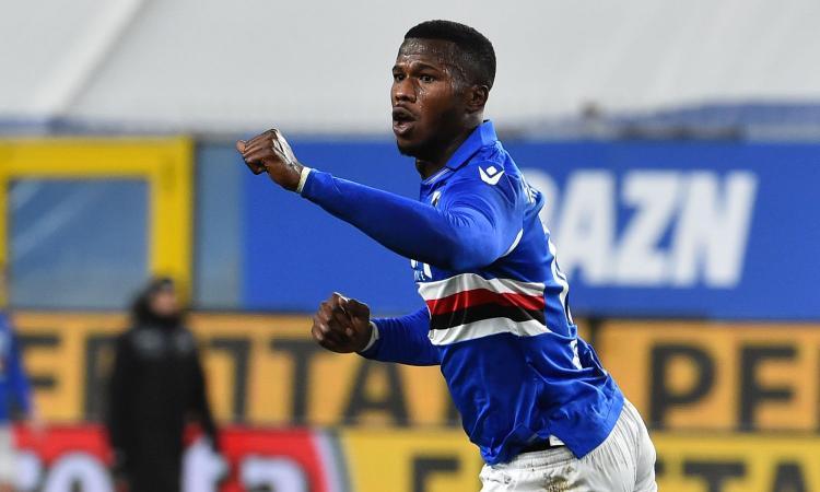 Parma-Sampdoria 0-2: il tabellino