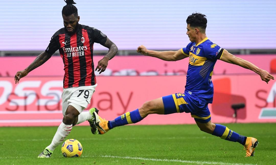 Il Milan e il culatello del Parma