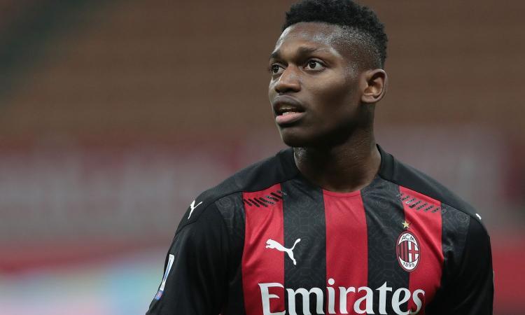 Leao: 'Mi voleva l'Inter? Quando ti cerca il Milan non puoi dire di no. Primo posto? Ora non conta'
