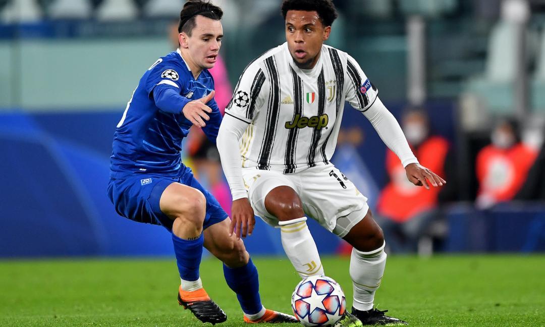 McKennie, l'equilibrio di cui la Juve non può fare a meno