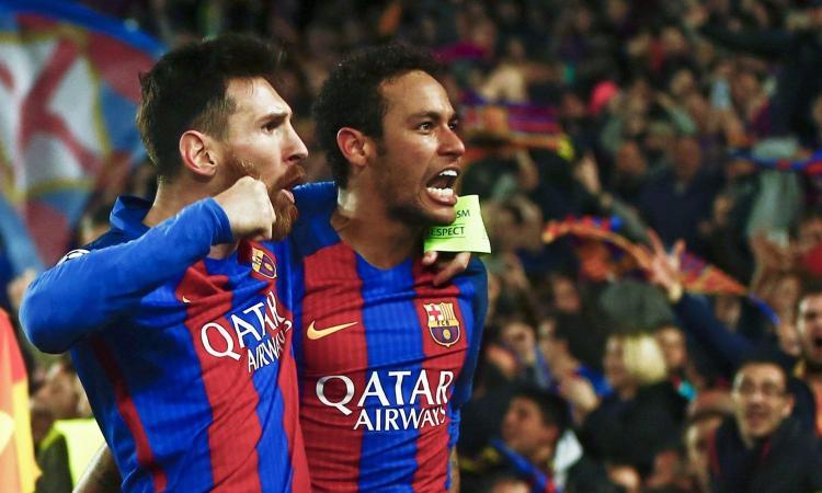 Neymar, parla l'ex agente: 'Giocherà con Messi'