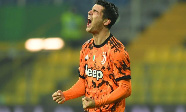 Morata: 'Per lo scudetto ci saremo fino alla fine. Lukaku tra i migliori 9 al mondo, su Ronaldo e Pirlo...'