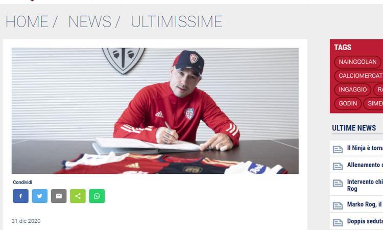 Inter, UFFICIALE: Nainggolan torna al Cagliari