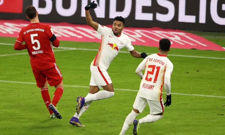 L'Arsenal punta un talento del Lipsia